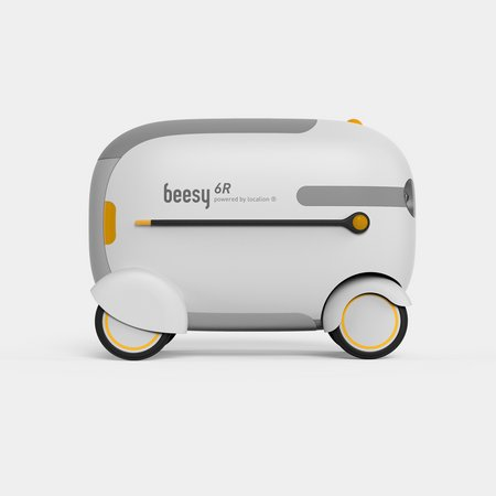 "Transportroboter ""Beesy"" 02"